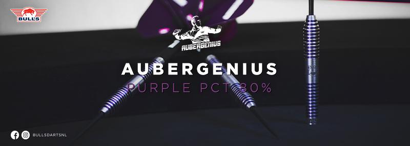 Aubergenius 80% Banner